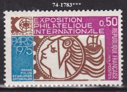 FRANCE ANNEE 1974  N° 1783 NEUF *** - Nuovi