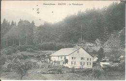 CPA 68 - Kruth - La Werschmatt - France