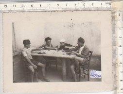 PO4589D# FOTOGRAFICA VITA CONTADINA - GIOCHI DEL PASSATO - RAGAZZI BOYS  No VG - Giochi Regionali