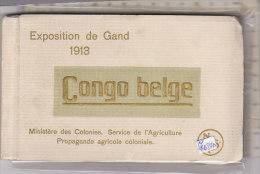 PO4627D# CONGO BELGE - PROPAGANDA AGRICOLA COLONIALE - EXPOSITION DE GAND 1913  No VG - Congo Belga - Altri