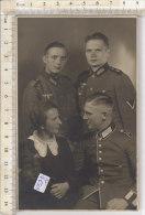 PO4651D# MILITARI TEDESCHI WEHRMACHT 2^ GUERRA MONDIALE  No VG - Weltkrieg 1939-45
