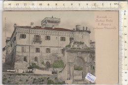 PO4818D# ROMA - FRASCATI - ANTICA PORTA S.ROCCO E PALAZZO VESCOVILE No VG - Italie