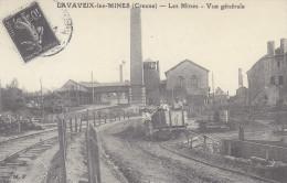 Ph-CPA Lavaveix Les Mines (Creuse) Les Mines Vue Générale, Reproduction - Frankreich