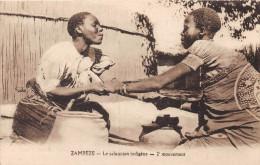 ZAMBIE - ZAMBEZE - Salutation Indigène - 2e Mouvement - Zambie