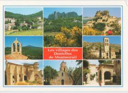 VILLAGES DES DENTELLES DE MONTMIRAIL - Gigondas Laroque Alric Suzette Beaumes De Venise Barroux Sablet Seguret - France
