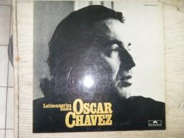 Oscar Chavez - Vinyl Records