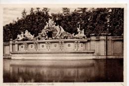 Wien Schonbrunn Neptun-Grotte - Château De Schönbrunn