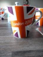 1 MUG London 2012 - Jeux Olympiques De Londres 2012 - Habillement, Souvenirs & Autres