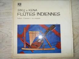 Siku & Kena - Flûtes Indiennes - Isidoro Cañones Y Su Conjunto - Música Del Mundo