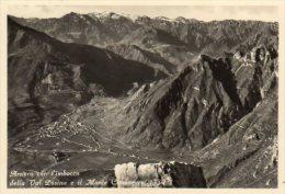 ARSIERO  Con L'imbocco Della Val Posina E Il Monte Cimone  - - Vicenza