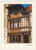 27 - Vernon         Maison à Pans De Bois, Rue Carnot - Vernon