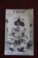Femme - JOURNAL L'ECLAIR - Femmes