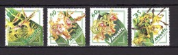 VANUATU - 2002 - Flore, Fleurs Orchidées - 4 Val Neufs // Mnh - Vanuatu (1980-...)