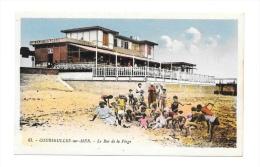 (8261-14) Courseulles Sur Mer -  Le Bar De La Plage - Courseulles-sur-Mer