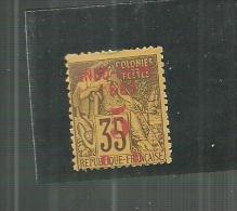 1   Timbre Surchargé    Sans Gomme     (728) - India (1892-1954)