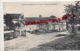 23 - SAINT YRIEIX LA MONTAGNE  - HAMEAU DE MAGNAT   RARE - Andere Gemeenten