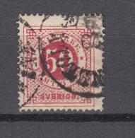 1872 - 1885   YVERT  Nº  24 B - Sweden