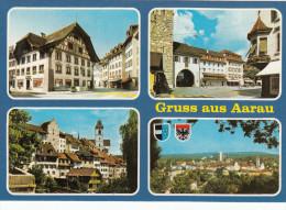 AARAU -  SUISSE -  Non Circulée - Suisse