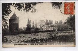 76 - QUINCAMPOIX - Château De La Bucaille - Les Jardins Et Le Vieux Colombier - Altri Comuni