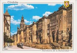 (Z130) CORDOBA. PUERTAS DE ENTRADA A LA MEZQUITA. PTARIMONIO DE LA HUMANIDAD - Córdoba