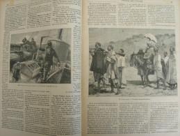 J.DES VOYAGES N°576:ANGERS/DOMPTEURS CELEBRES:CARTER/ABYSSINIE/LES MINQUIERS JERSEY GUERNESEY - 1850 - 1899