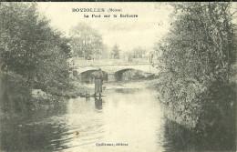 Boviolles Le Pont Sur La Barboure - France