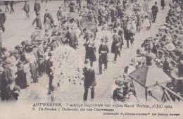 "Wijneghem Wijnegem Begrafenis Karel Verbist 6 ""De Kronen Ceurremans"" Funeral Cyclist Cyclisme Cycling - Wijnegem"