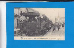 CPA - WESSERLING - Nos Poilus En Alsace - Train Gros Plan - éditeur ELD - France