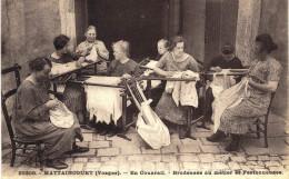 Carte Postale Ancienne De MATTAINCOURT - France