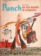 Punch N°29, 1971 - Revues & Journaux