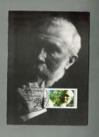 Berlin 1990  Mi.Nr. 862 , Ernst Rudorff - Hagenbach Maximum Card - Erstausgabetag Berlin 12.1.1990 - Maximumkarten (MC)
