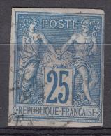 Colonies General Issues 1877 Yvert#35 Used