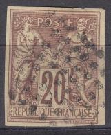 Colonies General Issues 1877 Yvert#34 Used
