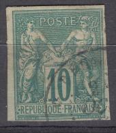Colonies General Issues 1877 Yvert#32 Used