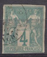 Colonies General Issues 1877 Yvert#25 Used