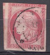 Colonies General Issues 1872 Yvert#21 Used