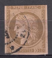 Colonies General Issues 1872 Yvert#18 Used
