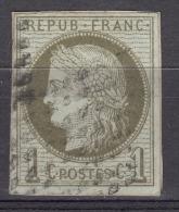 Colonies General Issues 1872 Yvert#14 Used
