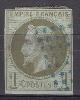 Colonies General Issues 1871 Yvert#7 Used - Napoleon III