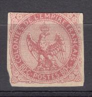 Colonies General Issues 1859 Yvert#6 MNG