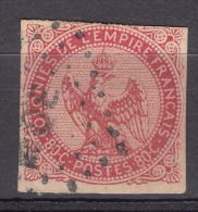 Colonies General Issues 1859 Yvert#6 Used