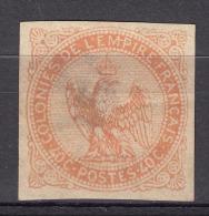 Colonies General Issues 1859 Yvert#5 MNG