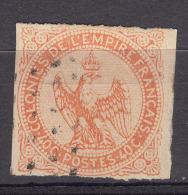 Colonies General Issues 1859 Yvert#5 Used