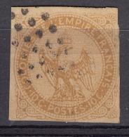 Colonies General Issues 1859 Yvert#3 Used
