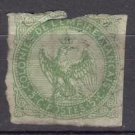 Colonies General Issues 1859 Yvert#2 Used