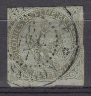 Colonies General Issues 1859 Yvert#1 Used