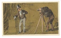 Chromo Mercerie, Bonneterie, Chemises, Champillou & Leoman, Orléans : Photographe - Autres