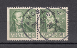 1939    YVERT  Nº 273 D - Sweden