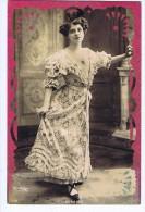 Deraisy, Artiste 1900 , Bords Peints , Photo Reutlinger - Entertainers