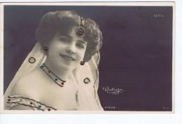 Piron, Artiste 1900 , Photo Reutlinger , Sip 969 , Strass - Opera